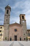 Cathedral. Bobbio. Emilia-Romagna. Italy. Royalty Free Stock Photography