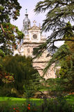 Cathedral in bois, france Royalty Free Stock Photography