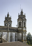 Cathedral of Bom Jesus, Braga Stock Photos