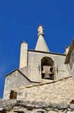 Cathedral in Bonnieux, France Royalty Free Stock Photos