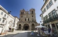 Cathedral of Braga Royalty Free Stock Photo