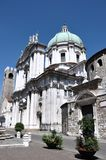 Cathedral of Brescia, Italy Royalty Free Stock Photography
