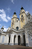 Cathedral of Brixen/Bressanone Royalty Free Stock Photography