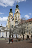 Cathedral of Brixen/Bressanone Royalty Free Stock Image