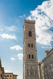 Cathedral of Brunelleschi in Florence Stock Photos