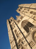 The Cathedral in Brussels Stock Photos