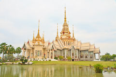 Cathedral Buddha Royalty Free Stock Photo