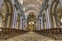 Cathedral of Buenos Aires, Argentina Royalty Free Stock Photo