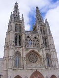 Cathedral of Burgos Royalty Free Stock Photo