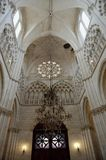 Cathedral In Burgos Royalty Free Stock Image