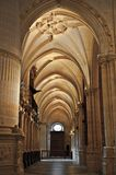 Cathedral In Burgos royalty free stock photos