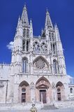 Cathedral of Burgos, Spain. Royalty Free Stock Photo