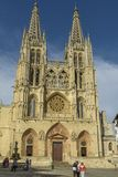 Cathedral in Burgos, Spain Stock Photo