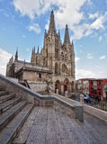 Cathedral of Burgos, UNESCO, Spain Stock Photography