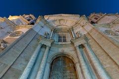 Cathedral of Cadiz Stock Photo