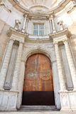 Cathedral in Cadiz (Spain) Royalty Free Stock Photography