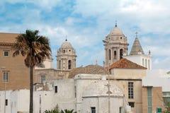 Cathedral, Cadiz, Spain Royalty Free Stock Photo