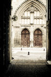 Cahors cathedral Stock Images