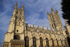 Cathedral at Canterbury Royalty Free Stock Photos
