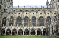 Cathedral at Canterbury Stock Photography