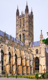 Cathedral of Canterbury. Canterbury Cathedral, the seat of the Archbishop of the Church of England Royalty Free Stock Photos