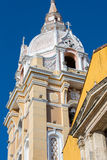 The Cathedral of Cartagena Stock Photo