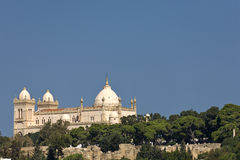 Cathedral of Carthage on Byrsa hill Stock Photography