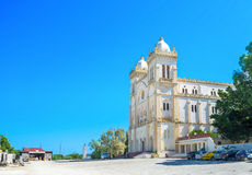 The cathedral of Carthage Stock Photography