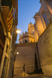 The Cathedral of Reus, Catalonia Stock Photography