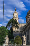 Cathedral in Catania Stock Photo