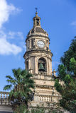 Cathedral in Catania Royalty Free Stock Photo