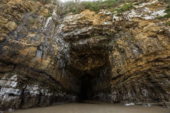 Free Cathedral Caves, Catlins, South Island,New Zealand Stock Photography - 56552372