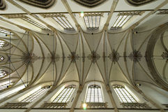 Cathedral ceiling Royalty Free Stock Image