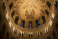 Cathedral Ceiling Detail Royalty Free Stock Photos