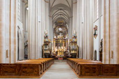 Cathedral Chapter Zwettl Stock Photography