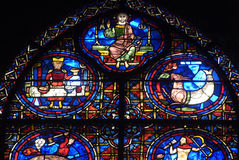 Cathedral of Chartres Stock Image