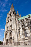 Cathedral of Chartres Stock Photography