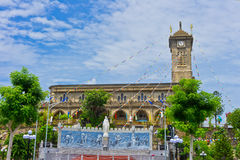 Cathedral of Christ the King in Nha Trang Royalty Free Stock Photography