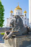 cathedral christ savior Στοκ φωτογραφίες με δικαίωμα ελεύθερης χρήσης