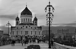 cathedral christ savior Στοκ Φωτογραφίες