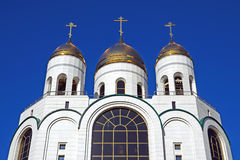 Cathedral of Christ the Savior. Kaliningrad (until 1946 Koenigsberg), Russia Stock Photo
