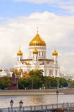 Cathedral of Christ the Savior Stock Photography