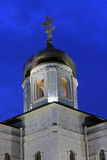 Cathedral of Christ the Savior in Pyatigorsk, Northern Cauca Stock Image