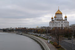 The Cathedral of Christ the Saviour Royalty Free Stock Photo