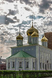The Cathedral of Christ Tula Russia Stock Photography