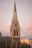 The Cathedral of Christchurch Royalty Free Stock Images