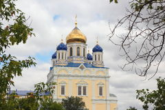 Cathedral Church of the Ascension. Yelets. Russia Royalty Free Stock Photos