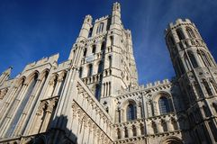 Cathedral Church Ely, England Stock Images