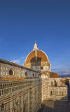 Cathedral Church in Florence, Italy Stock Photos