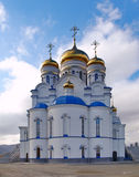 Cathedral Church of the Kazan Icon of the Mother of God Royalty Free Stock Photos